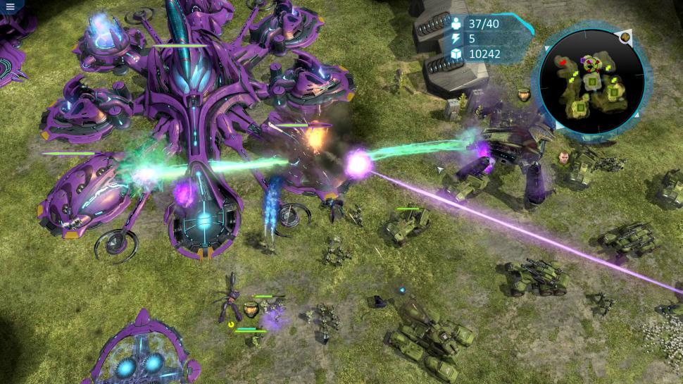 Halo Wars: Definitive Edition: Die PC-Umsetzung im Test - jetzt mit
