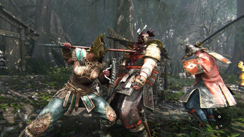 AFK-Farming wird im Actionspiel For Honor hart bestraft. (1)