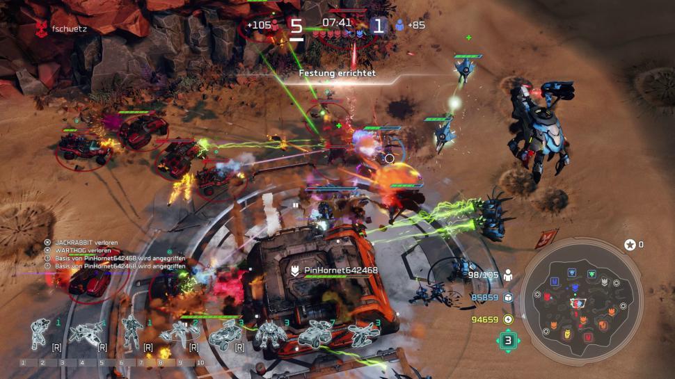 Halo Wars 2: Kinsano-DLC ist erschienen und bringt neuen