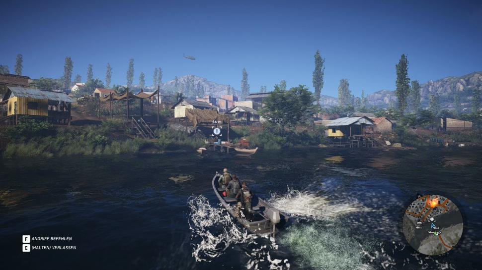 Ghost Recon Wildlands: Abstürze, Freezes, Bugs - Liste mit Problemen