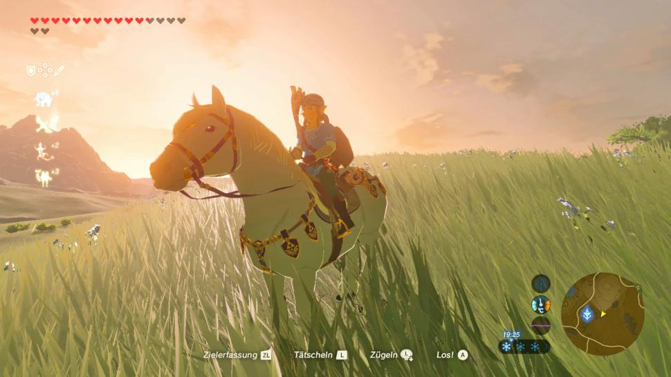 The Legend of Zelda: Breath of the Wild - So gekonnt erklimmt ein Spieler Türme (1)