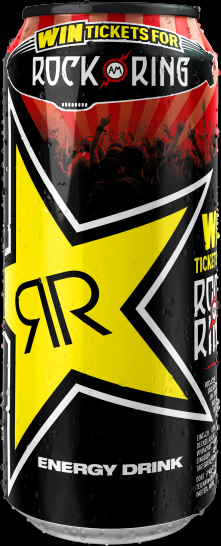 Rockstar Energy Drink Und Pc Games Verlosen Tickets Für Rock Am Ring