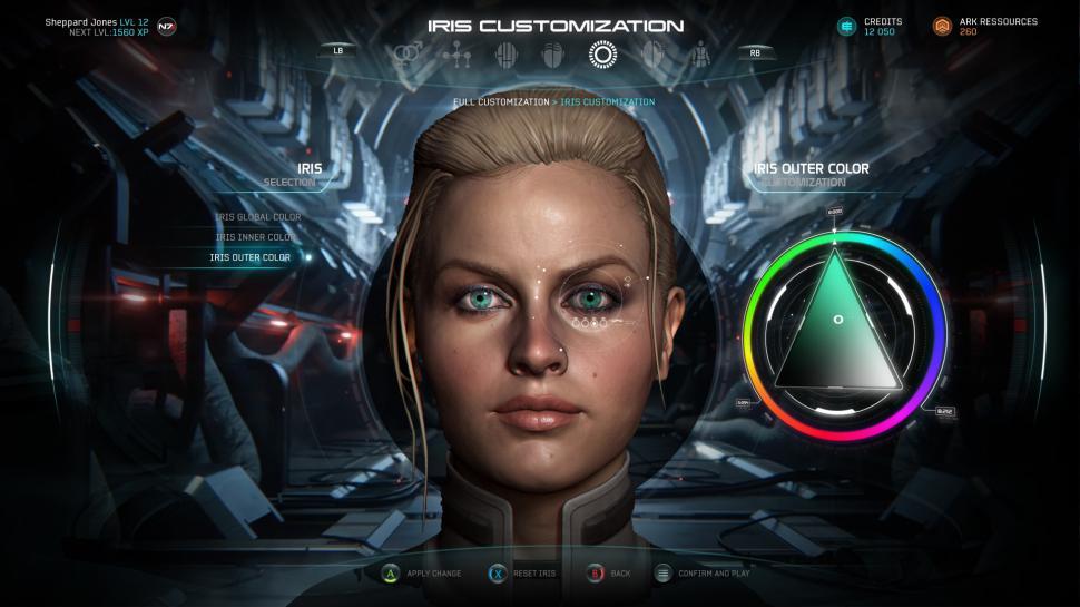 Mass Effect Andromeda Frühe Konzeptzeichnungen Zeigen Einen