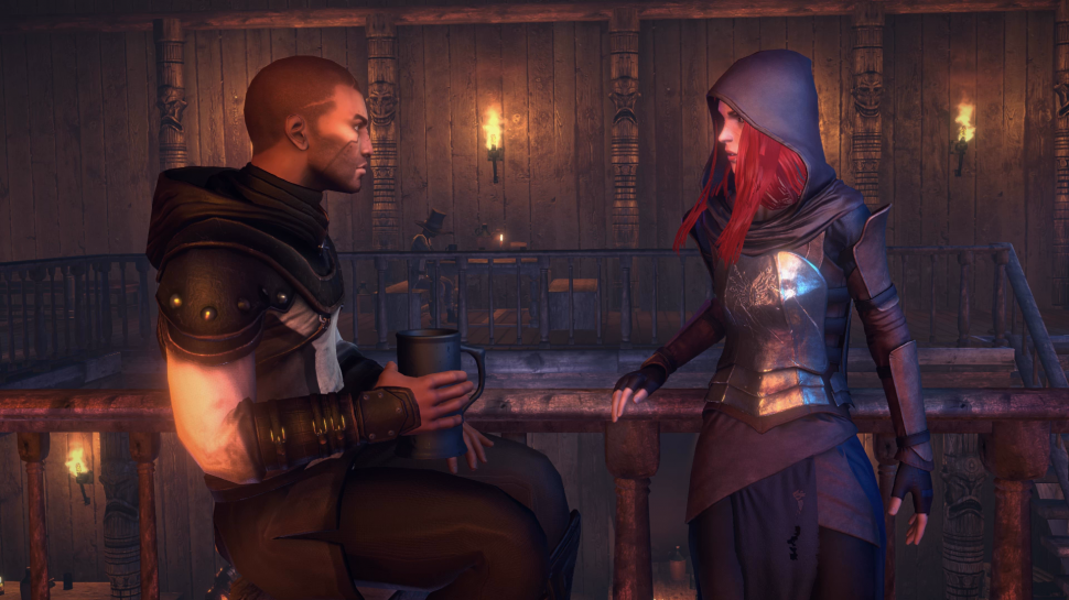 Dreamfall Chapters im Test. (1)