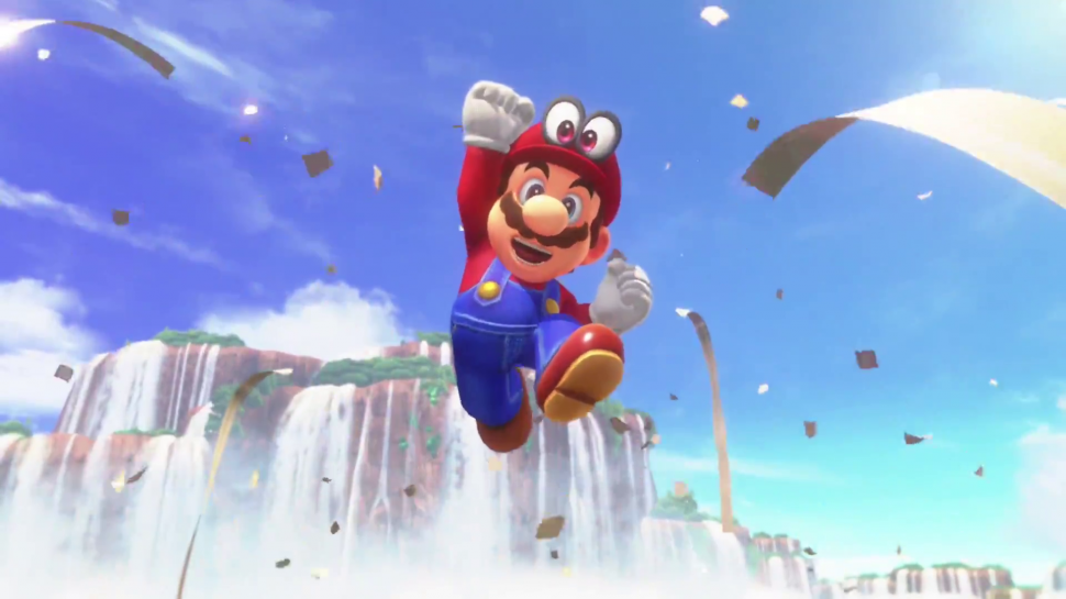 Super Mario Odyssey: YouTuber baut Turm aus 200 Gumbas