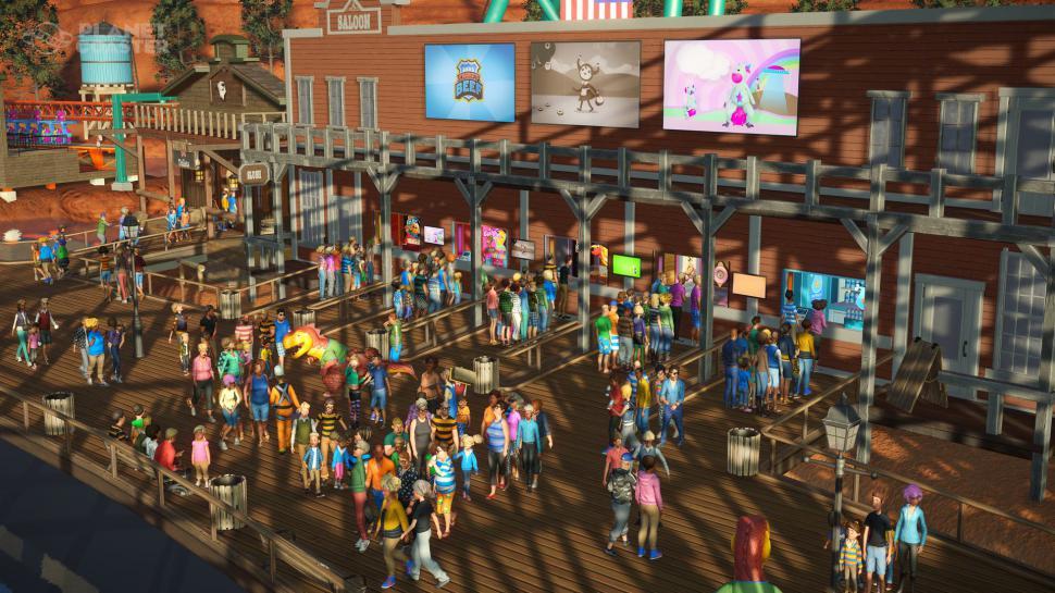 Das Sommer Update Für Planet Coaster Ist Jetzt Verfügbar. (1)