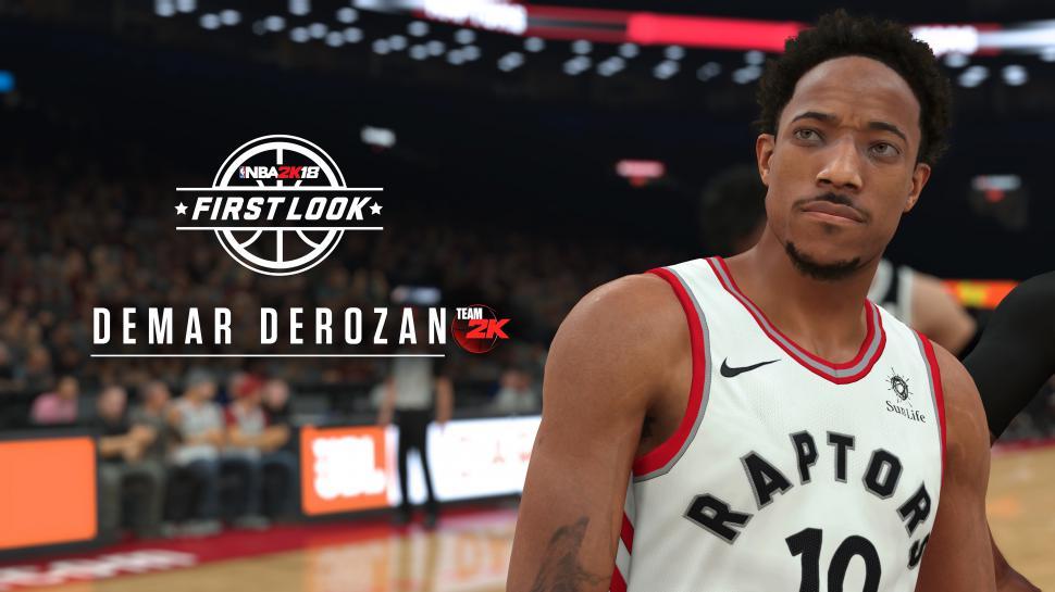 NBA 2K18: Die ersten Screenshots