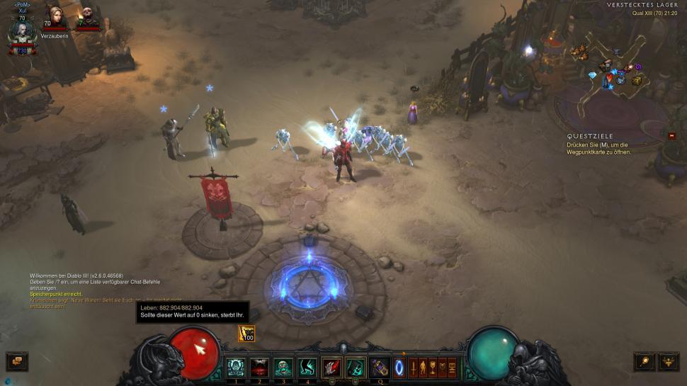 Diablo 3: Bald Ende von Saison 13, Termin für Saison 14