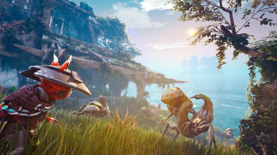 Biomutant: Ähnlichkeiten zu Zelda: Breath of the Wild