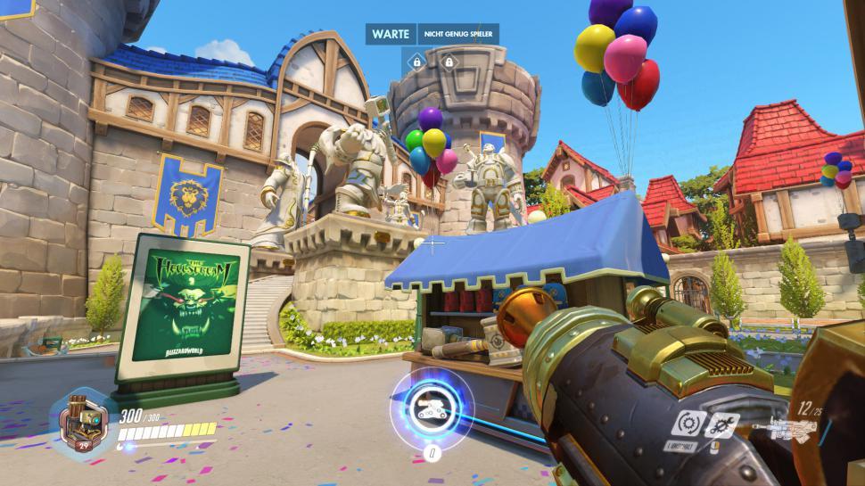 Overwatch Release Termin Fur Die Neue Map Blizzard World
