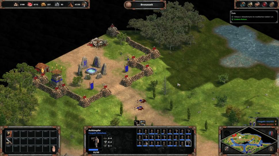 Age of Empires: Definitive Edition im Test: Zwischen