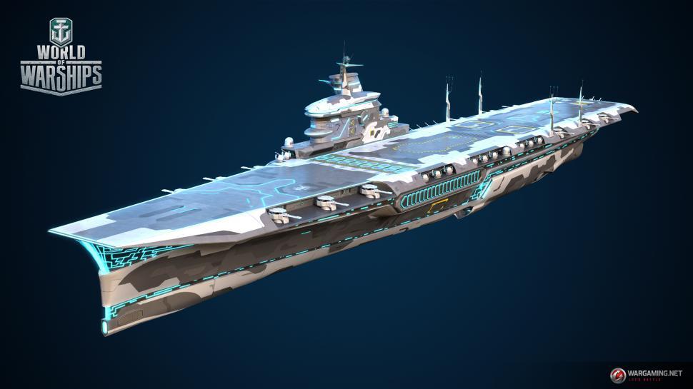 World of Warships: Legends - Version für PS4 und Xbox One