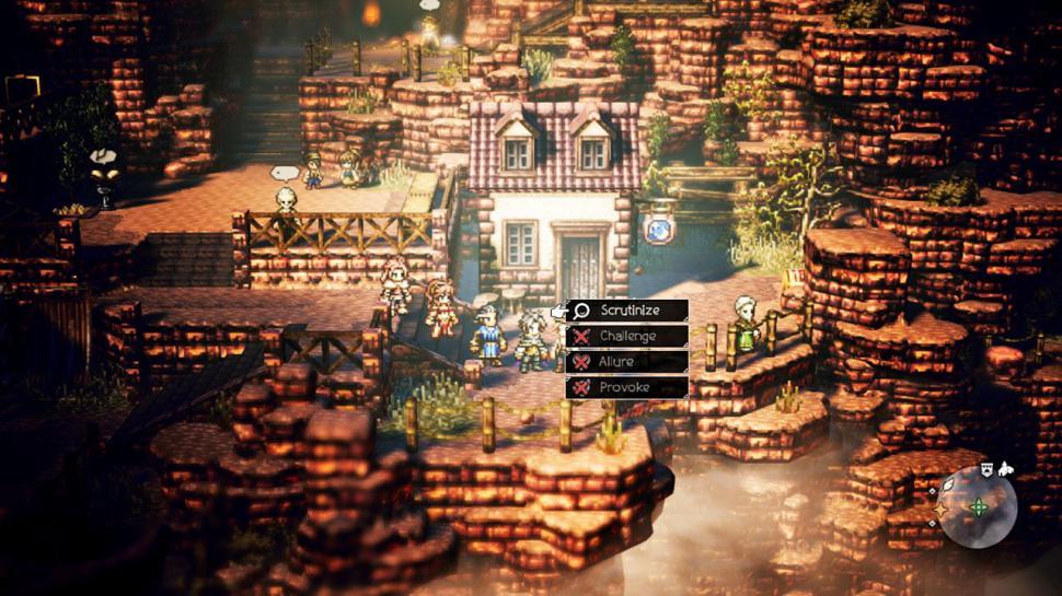 Octopath Traveler RPG erhält keine DLCs. (1)
