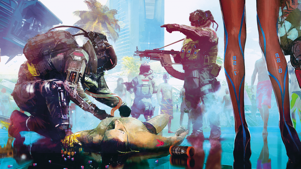 Cyberpunk 2077: CD Projekt bekam Lizenz, weil sie selbst Fans waren (1)