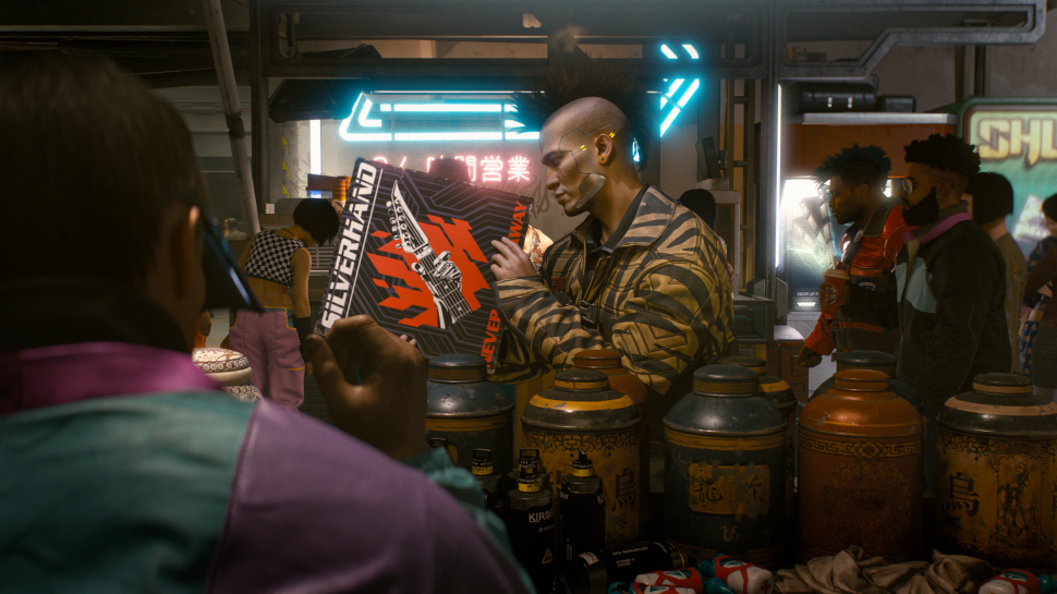 CD Project Red wants to deliver a perfect game with Cyberpunk 2077. (1)