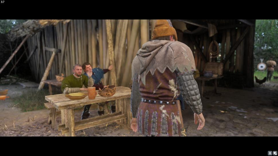 Kingdom Come Deliverance Banditenlager Karte.Kingdom Come Deliverance Sir Hans Capon Im Dlc Test