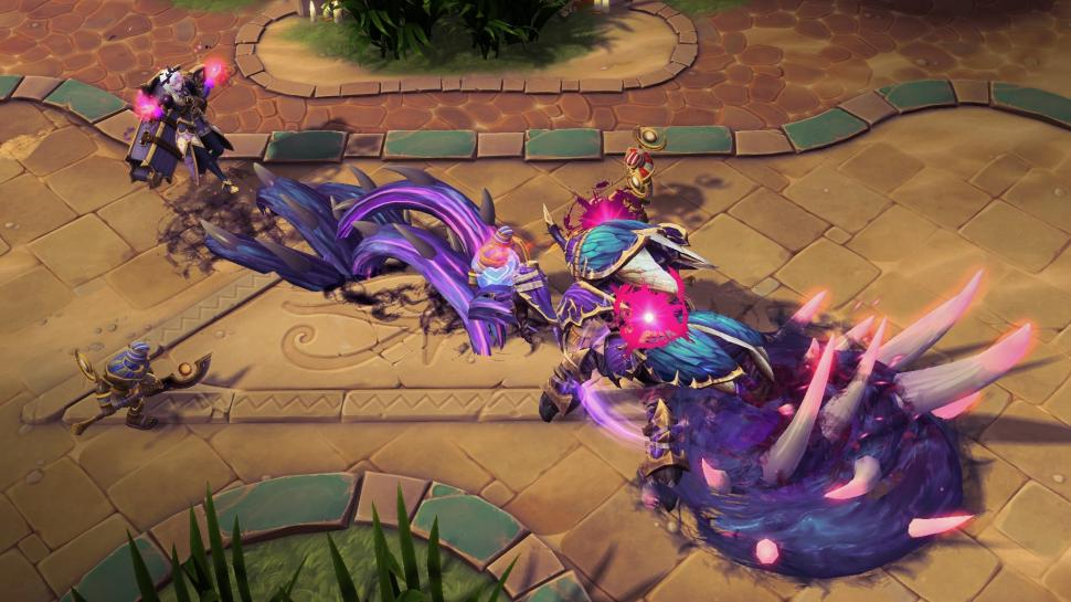 A new update to Heroes of the Storm introduces the new hero, Orpheus. (2)