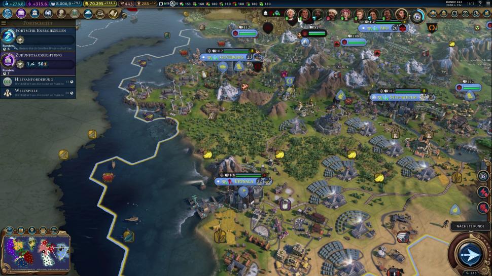 Civilization 6: Gathering Storm im Test - Katastrophal Gut