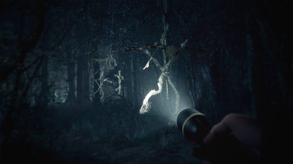 Blair Witch Erste Angaben Zur Spielzeit Des Horror Abenteuers