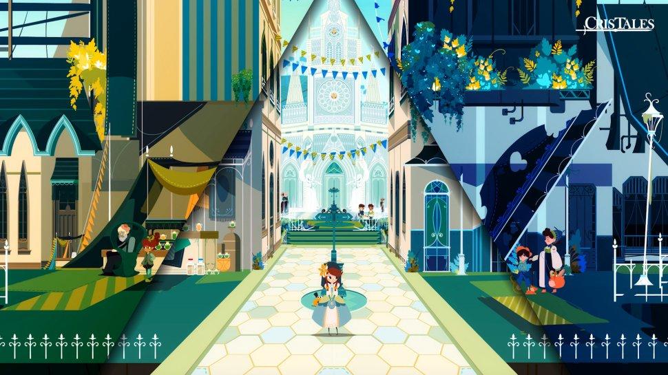 Vorschau zu Cris Tales: Rollenspiel mit Zeitreise-Twist