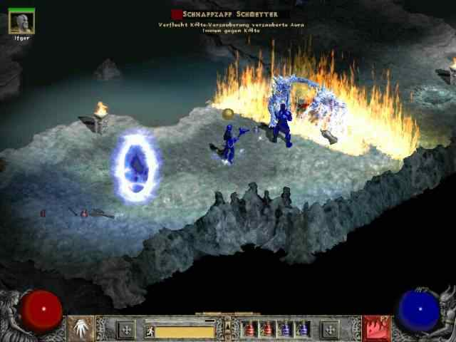 Diablo 2: Lord of Destruction - der finale Patch auf Version 1.10 be