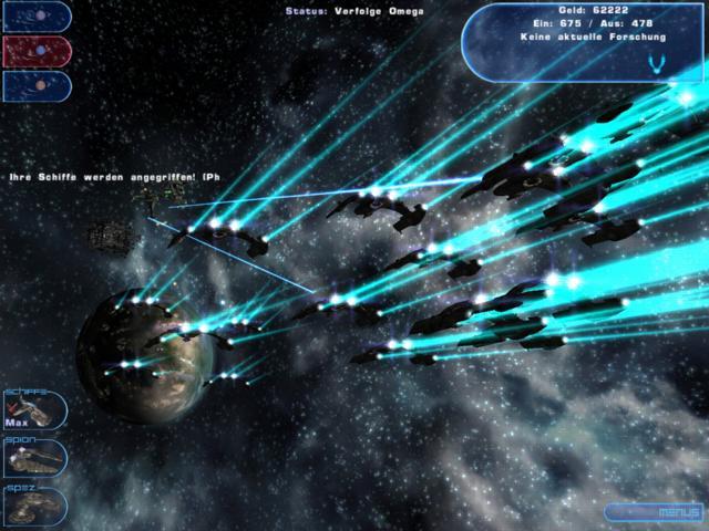 Weltraum Strategie