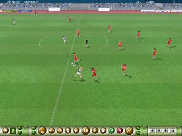 Fussballmanager Pro Kooperiert Mit Sportschau