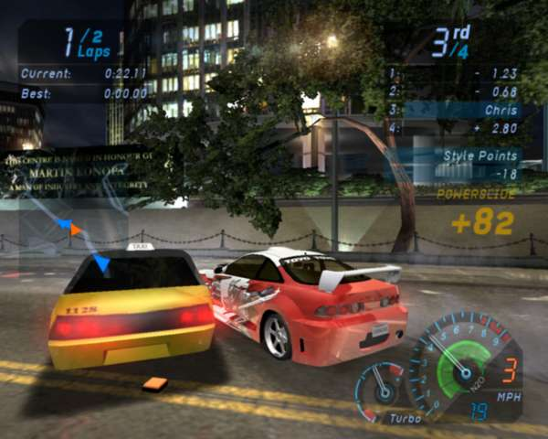 Need For Speed: Underground 2 Patch 20 20 Download