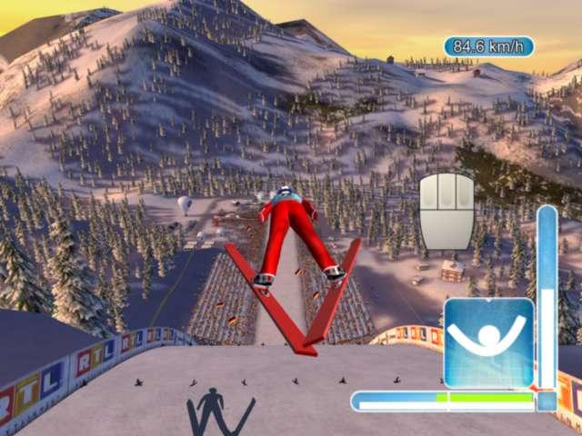 pc spiel skispringen