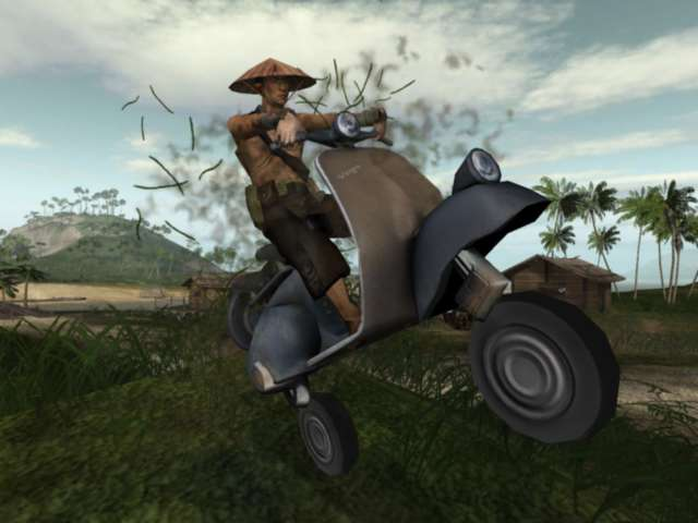 Скачать Battlefield Vietnam: Кровавые Джунгли торрент Лицензия.