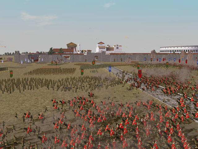 Rome: Total War: Spielbare Demo!