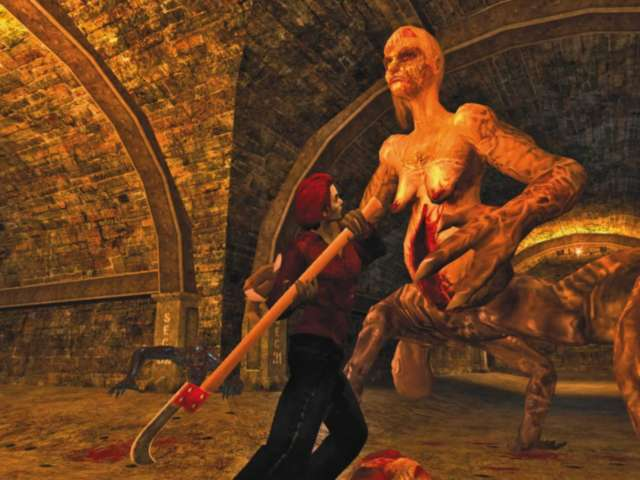Скриншот к игре Vampire: The Masquerade - Bloodlines.