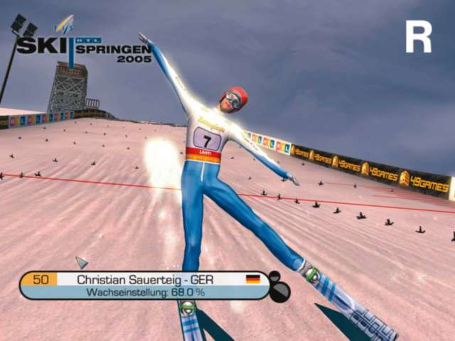 Skispringen Online Spiel
