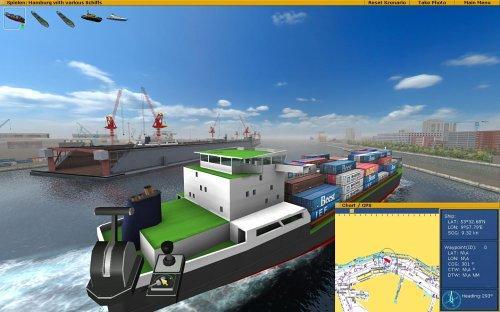 schiff simulator online spielen