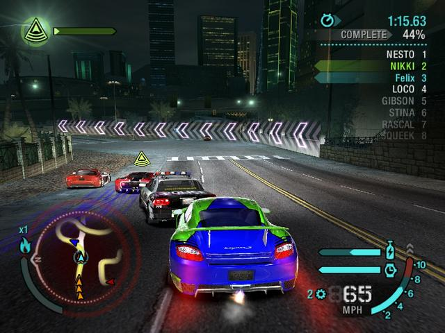 Need for speed carbon cd key