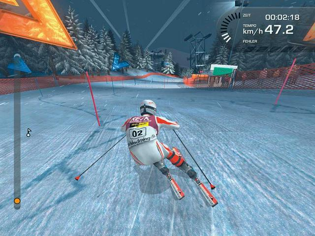 Skispringen Game