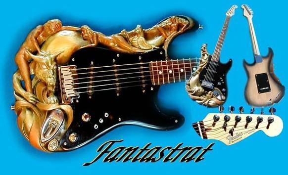 Gitarren Anatomie