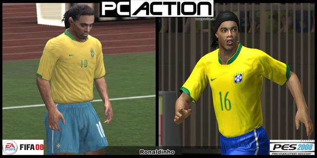 PES vs FIFA: Versiones de PC