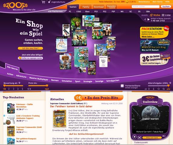 online pc spiele kaufen ganz einfach. Black Bedroom Furniture Sets. Home Design Ideas