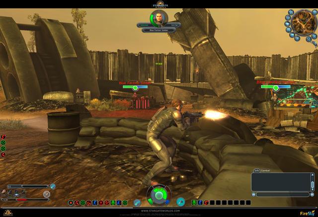 Stargate Das Spiel