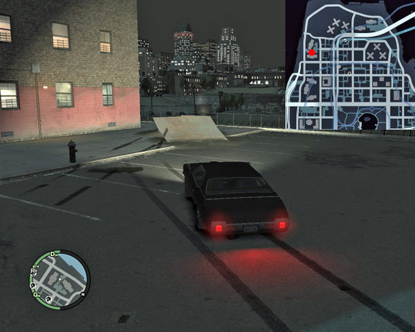 gta 4 monster stunts liberty city algonquin nord. Black Bedroom Furniture Sets. Home Design Ideas