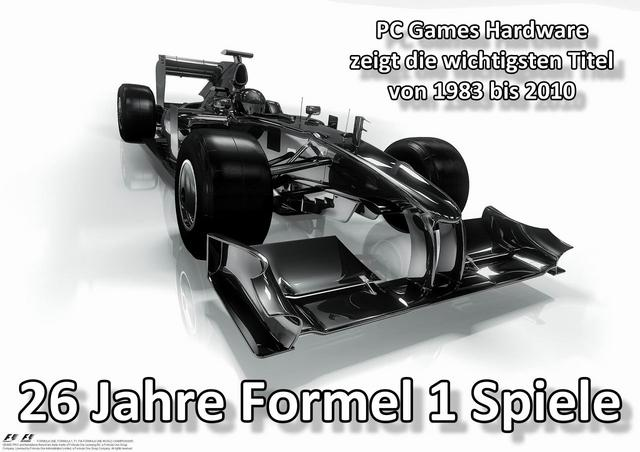 26 jahre formel 1 spiele f r pc. Black Bedroom Furniture Sets. Home Design Ideas