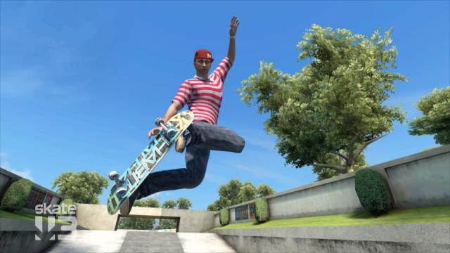 Skate Spiele Pc