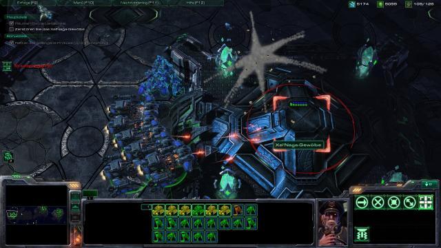 starcraft 2 patch  bricht ab
