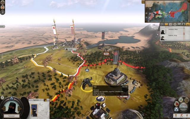 Total War: Shogun 2 DirectX 11 Patch available now