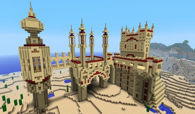Minecraft wunderwerke als download erweitert eure spielwelt oder geht