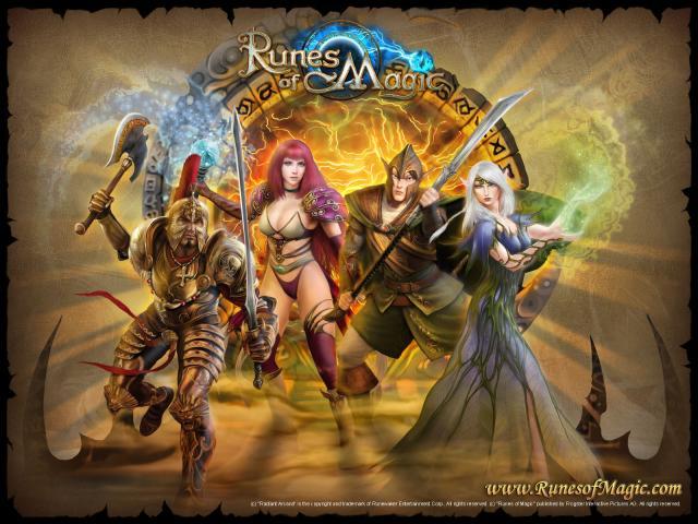 runes of magic im browser spielen