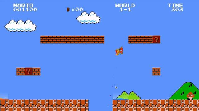 super mario meets portal online Just mario by ubisoft meets which is based off the one from new super mario bros u just mario is the first and only song from the japanese series to also.