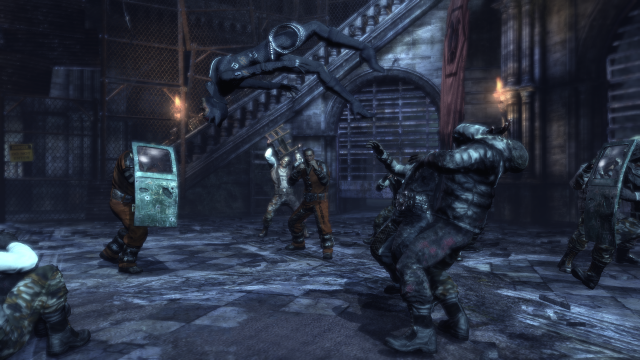 Batman: Arkham City: Aktueller Patch behebt teilweise DirectX 11-Problemati