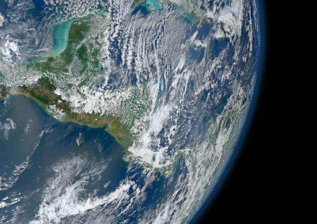 Blue Marble 2012: Die Erde auf hochauflösendem NASA-Foto